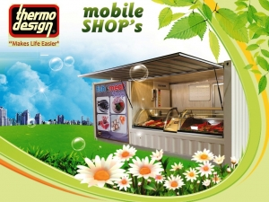 Mobile Butcher and Fisheries Stores